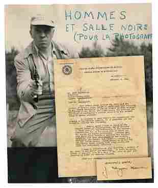 Quick Draw J Edgar Hoover TLS Praising New Englands