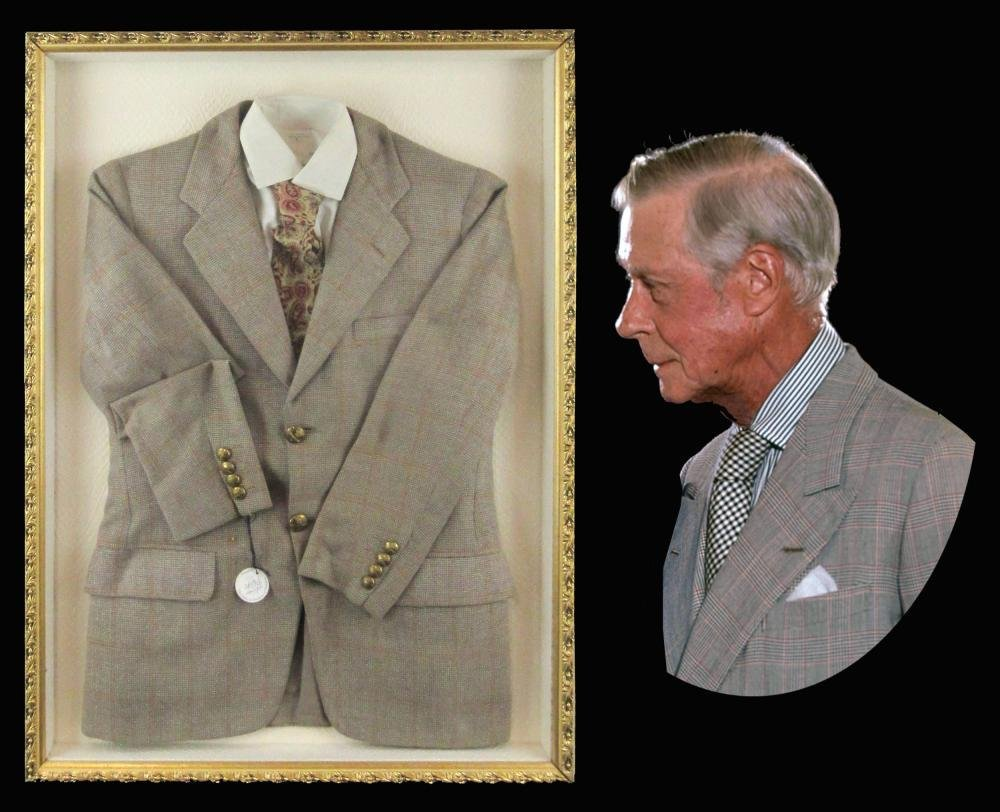 Edward, Duke of Windsor, Personally Worn Jacket, Dress