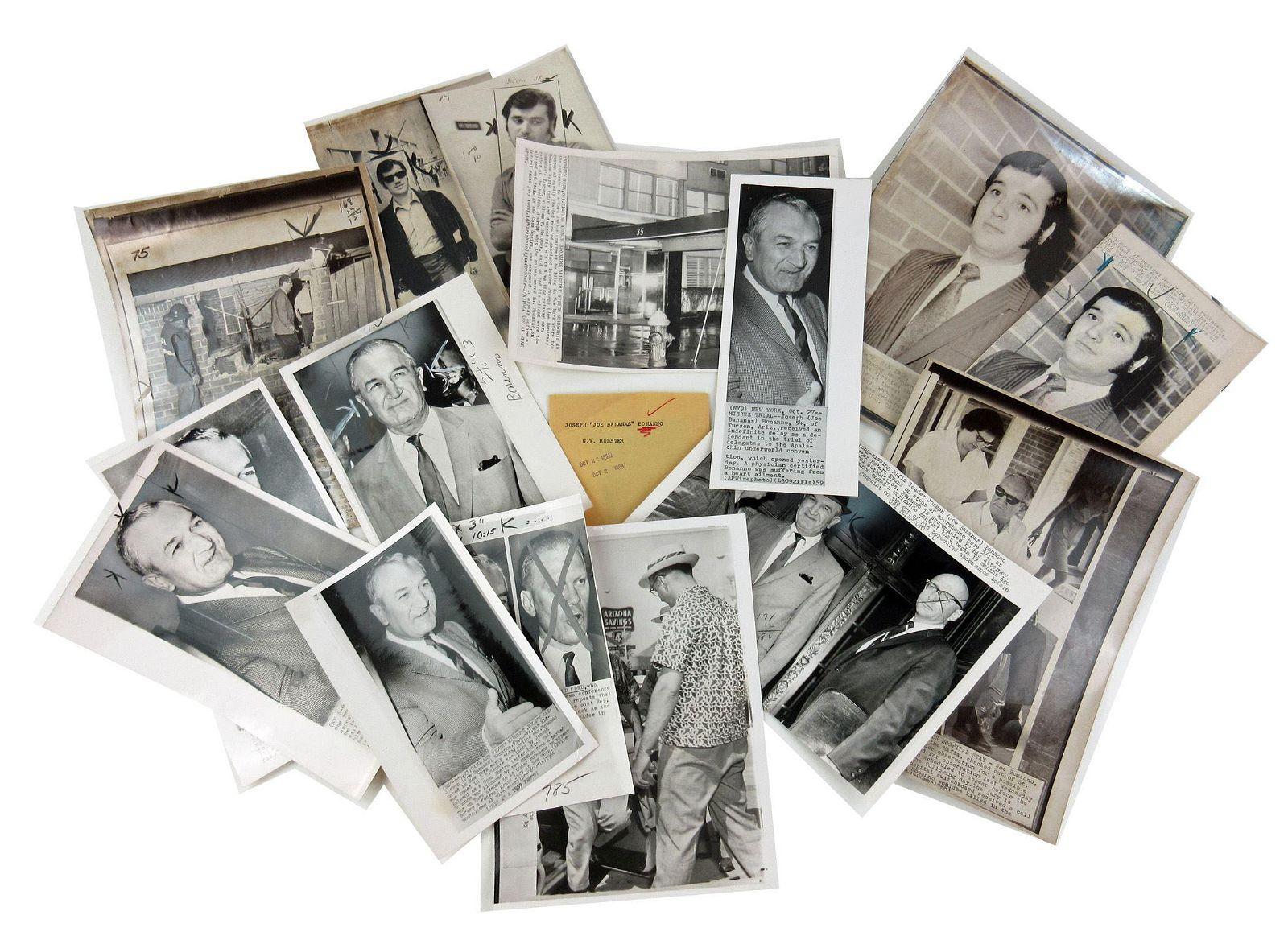 Mafia Boss Joe Bananas in Image Archive