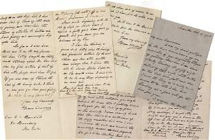 Delightful Series of Letters from Former President