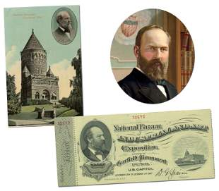 James A Garfield Memorial Fundraising Event Finely