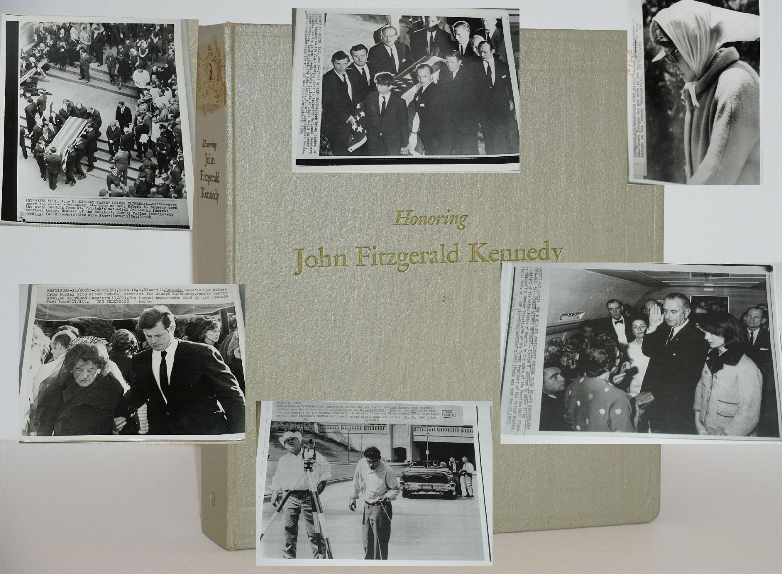 Magnificent Archive of Photos of the Kennedys, over 120