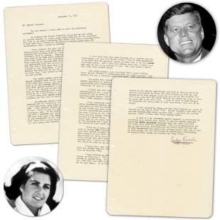 Evelyn Lincoln JFKs Secretary on Affair with Judith