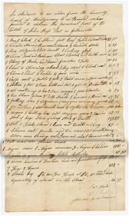 "Slavery in 19th C. Virginia: ""1 Negro man 1 Negro woman"