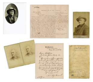 Civil War Veteran Captures Train Robbers in Missouri