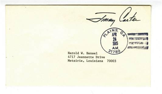 Jimmy Carter Superb Free Frank