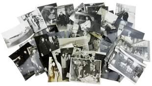 Jackie & Aristotle Onassis Archive of 50+ Photos, Many