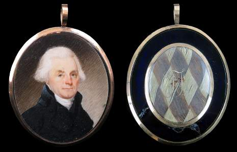 Among the Most Important Jefferson Relics Extant!