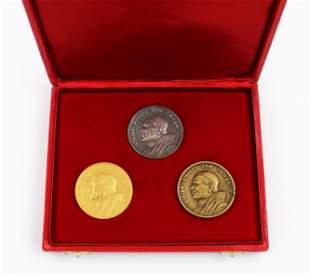 Pope John Paul II Vatican City 1979 Gold, Silver &