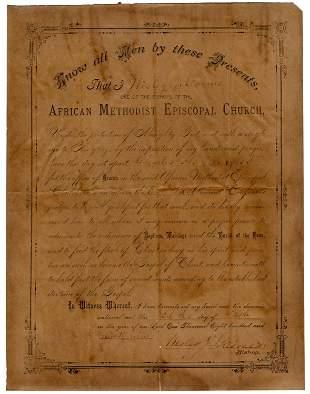 African Methodist Episcopal Church Bishop Appoints