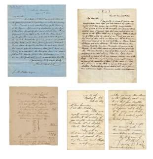 Four Piece American Statesman Archive