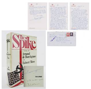 """""""The Spike"""", Signed W. ALS, Exposing Media's"""