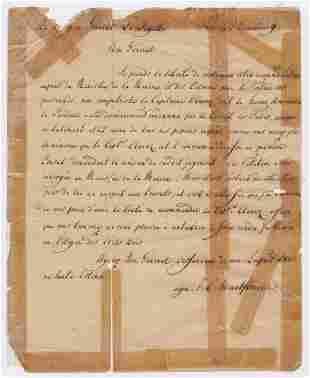 French-Speaking Revolutionary War Veteran Seeks