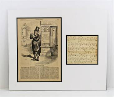 Columbus Delano Cout Document Signed Prosecuting