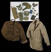 WWII Jewish Brigade Soldier, Remarkable Archive