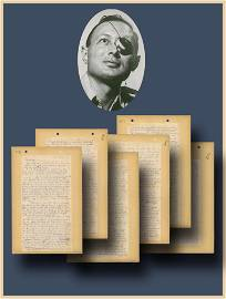 Extraordinary Moshe Dayan Archive of 13 Letters