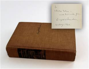"""Dwight Eisenhower Signed and Inscribed Copy of """"Crusade"""