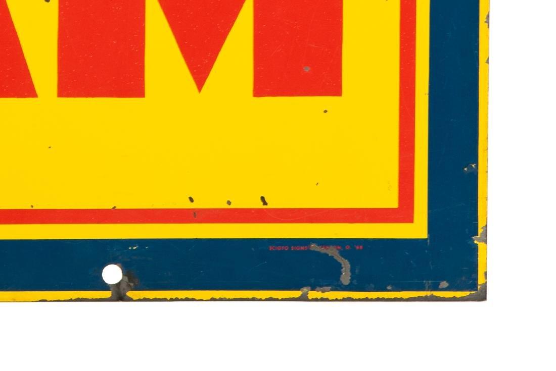 Mello Ice Cream w/logo sign - 3