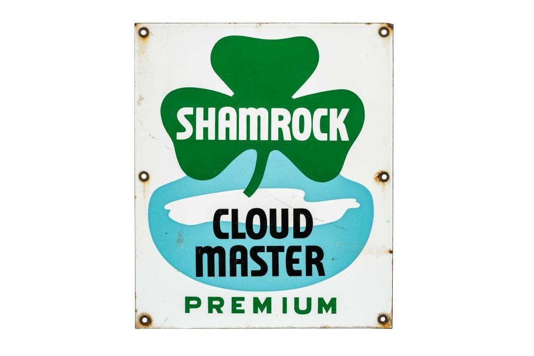 Shamrock Cloud Master Premium Porcelain Pump Plate