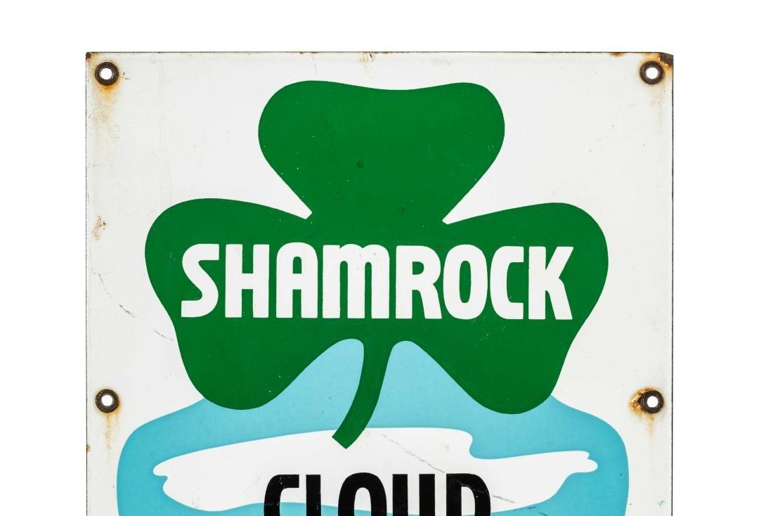 Shamrock Cloud Master Premium Porcelain Pump Plate - 2