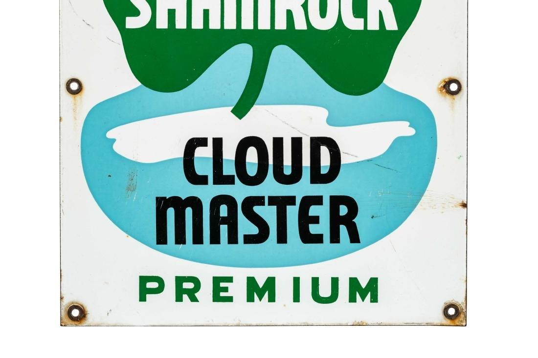 Shamrock Cloud Master Premium Porcelain Pump Plate - 3