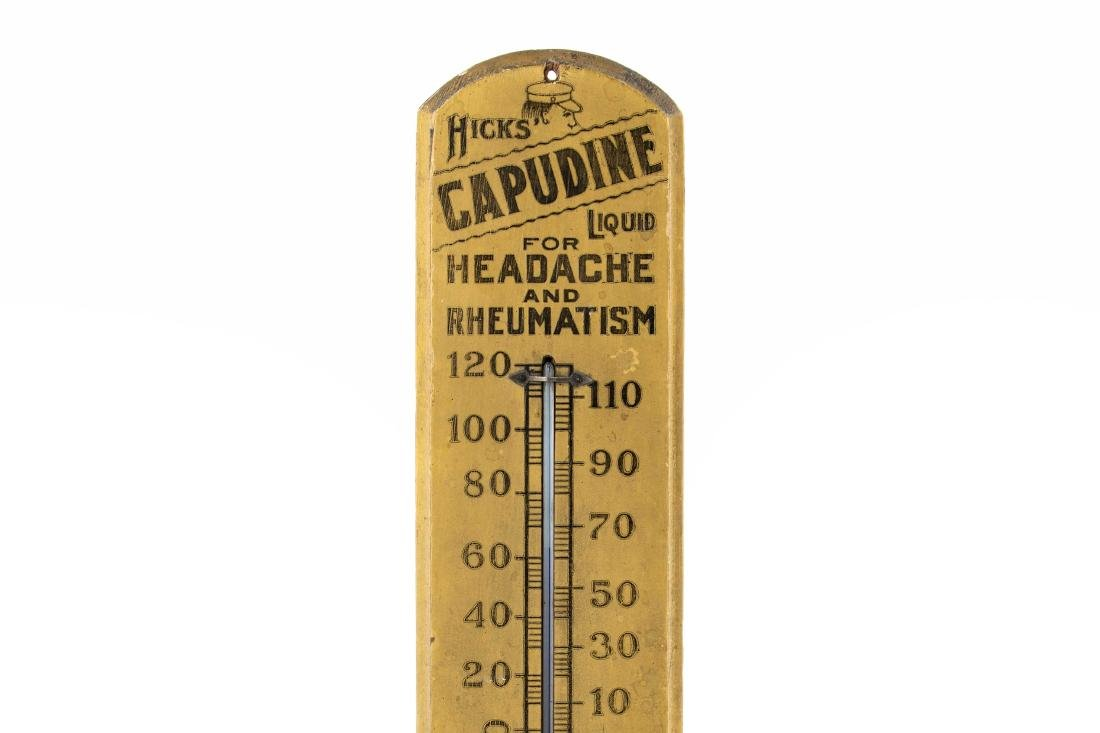 Early Hicks Capudine Liquid Thermometer - 2