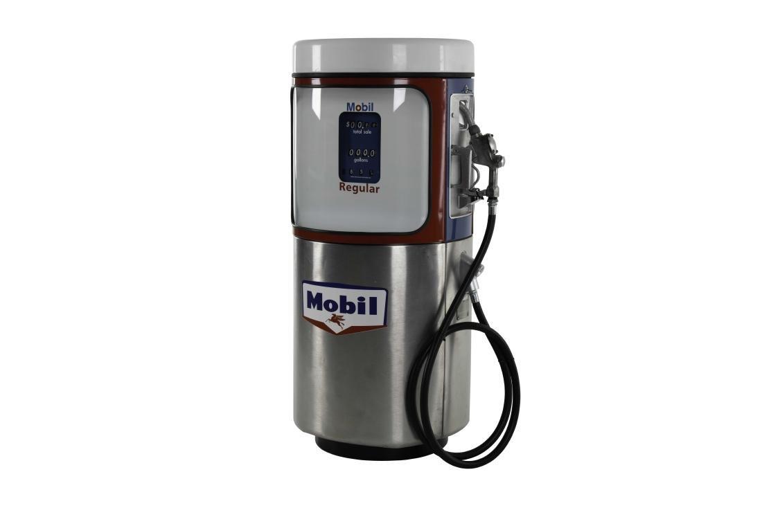Wayne Mobil Gas Pump