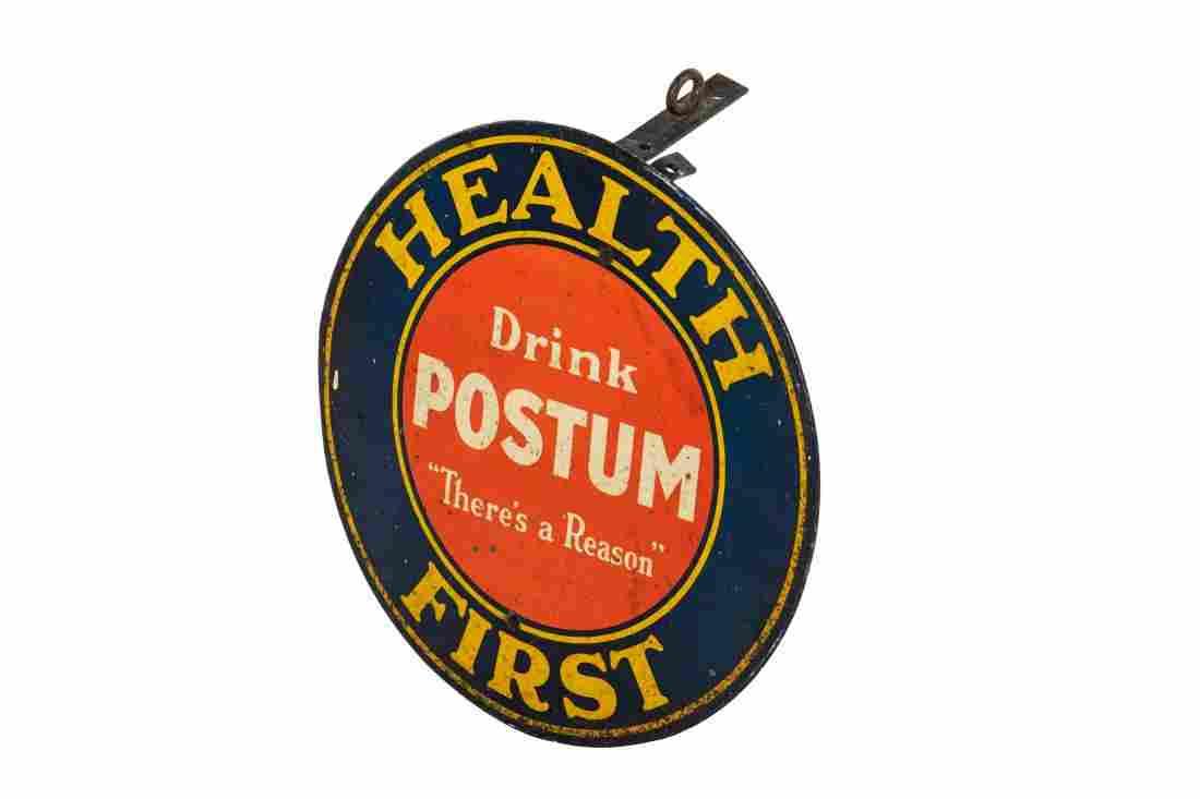 Drink Postum Health First Twine Holder