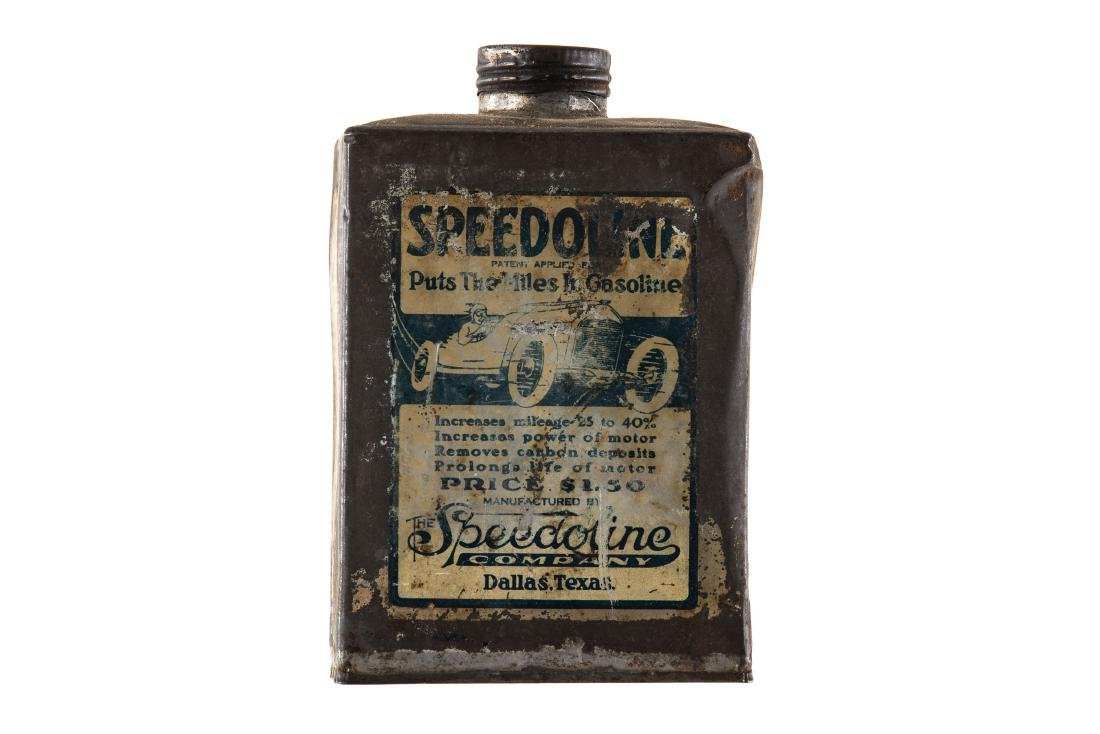 Early Speedoline Can