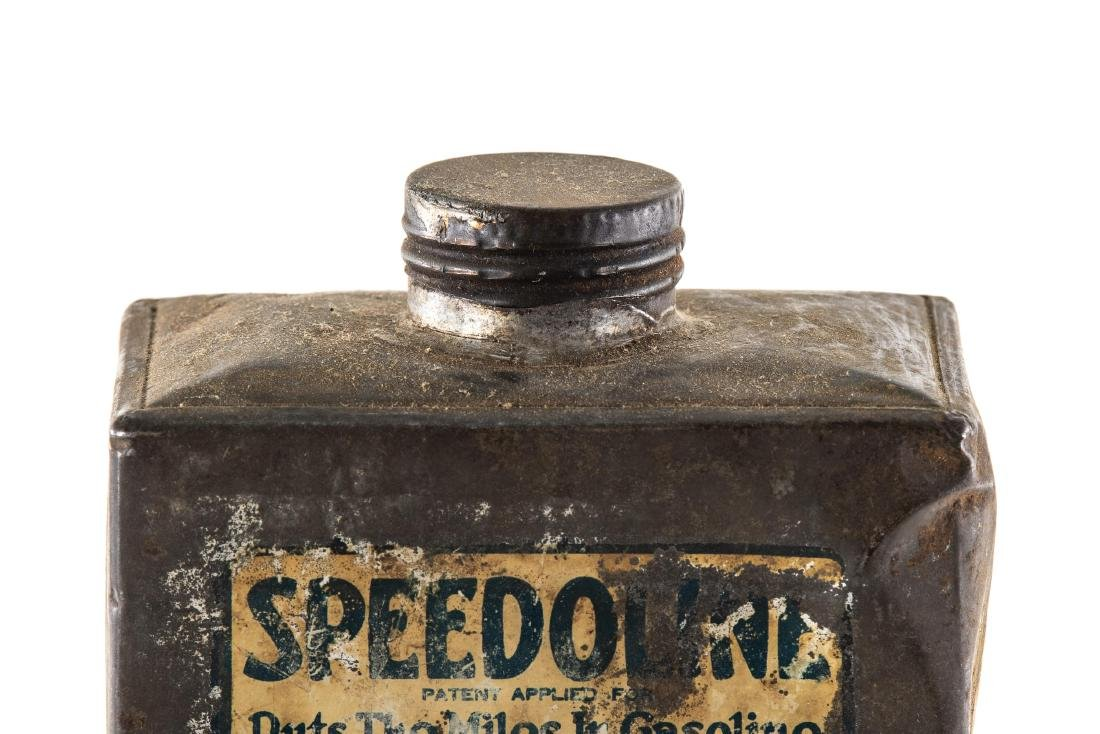 Early Speedoline Can - 3
