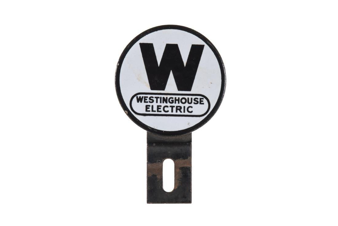 Westinghouse Electric Porcelain Topper