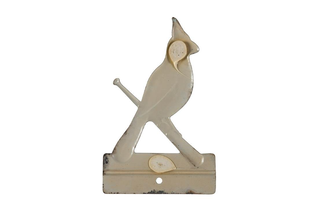 Early St. Louis Cardinals License Plate Topper - 2