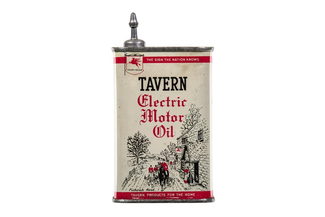 Standard Tavern Electric Motor Oil Can