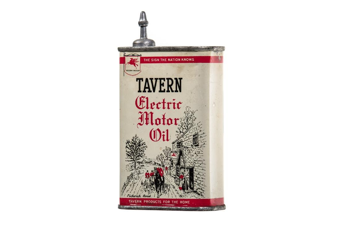 Standard Tavern Electric Motor Oil Can - 2