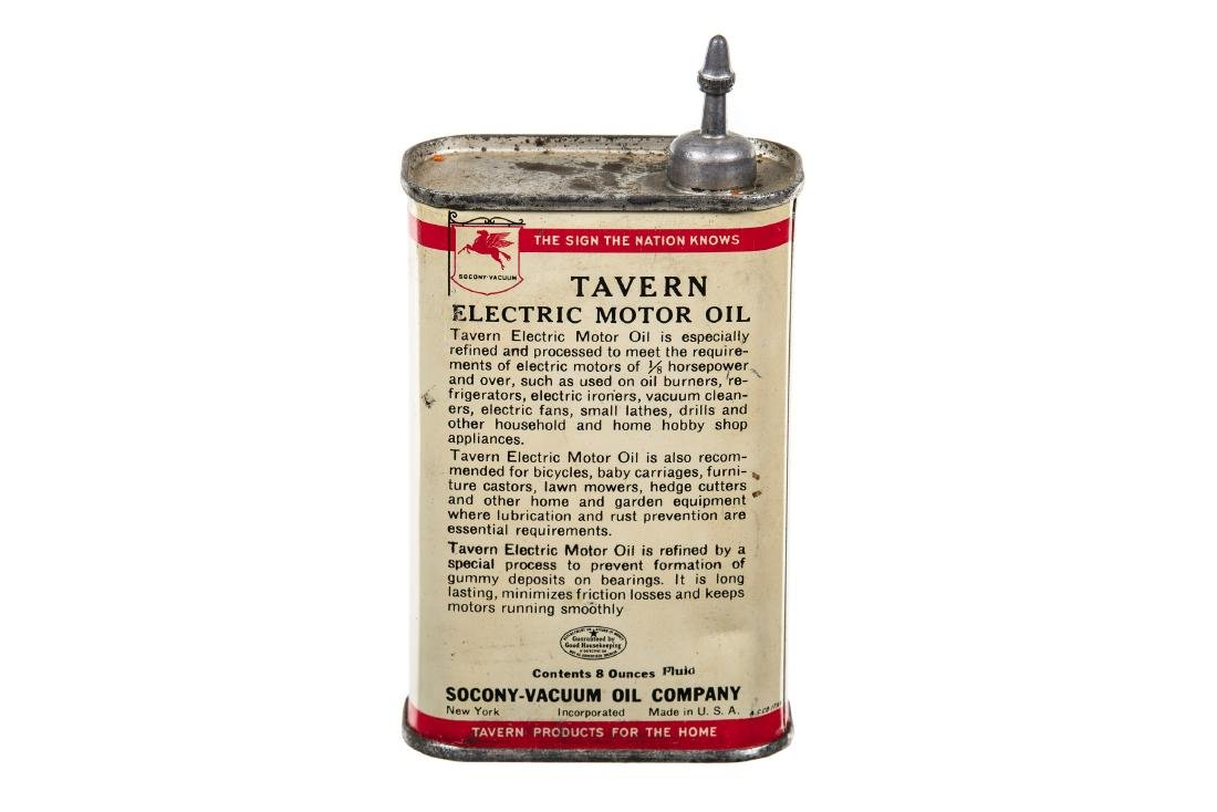 Standard Tavern Electric Motor Oil Can - 3