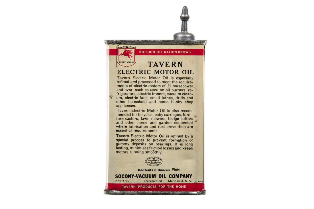 Standard Tavern Electric Motor Oil Can - 4