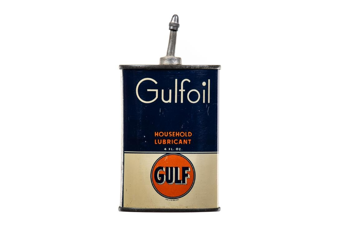Gulfoil Household Handy Oiler Can