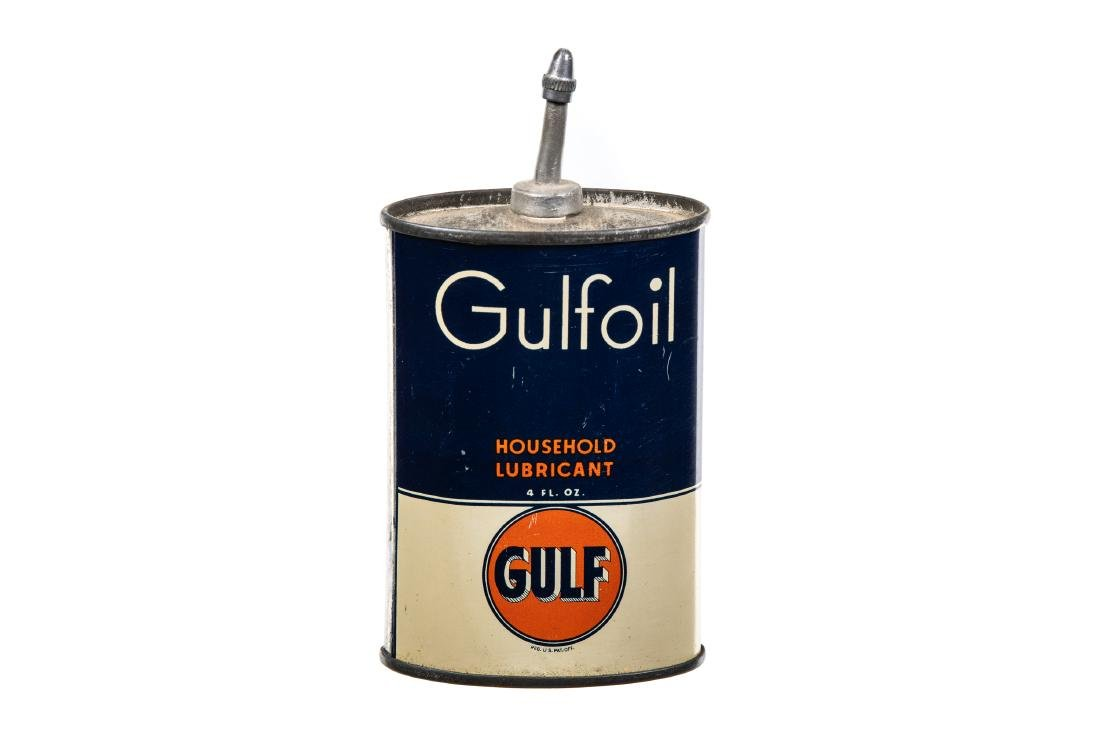 Gulfoil Household Handy Oiler Can - 2