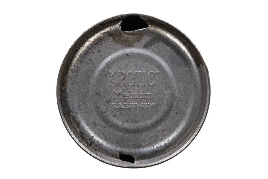Mobiloil Artic Motor Oil Quart Can - 4