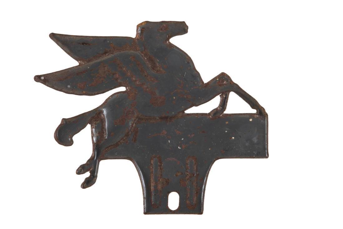 Mobil Pegasus License Plate Topper - 2