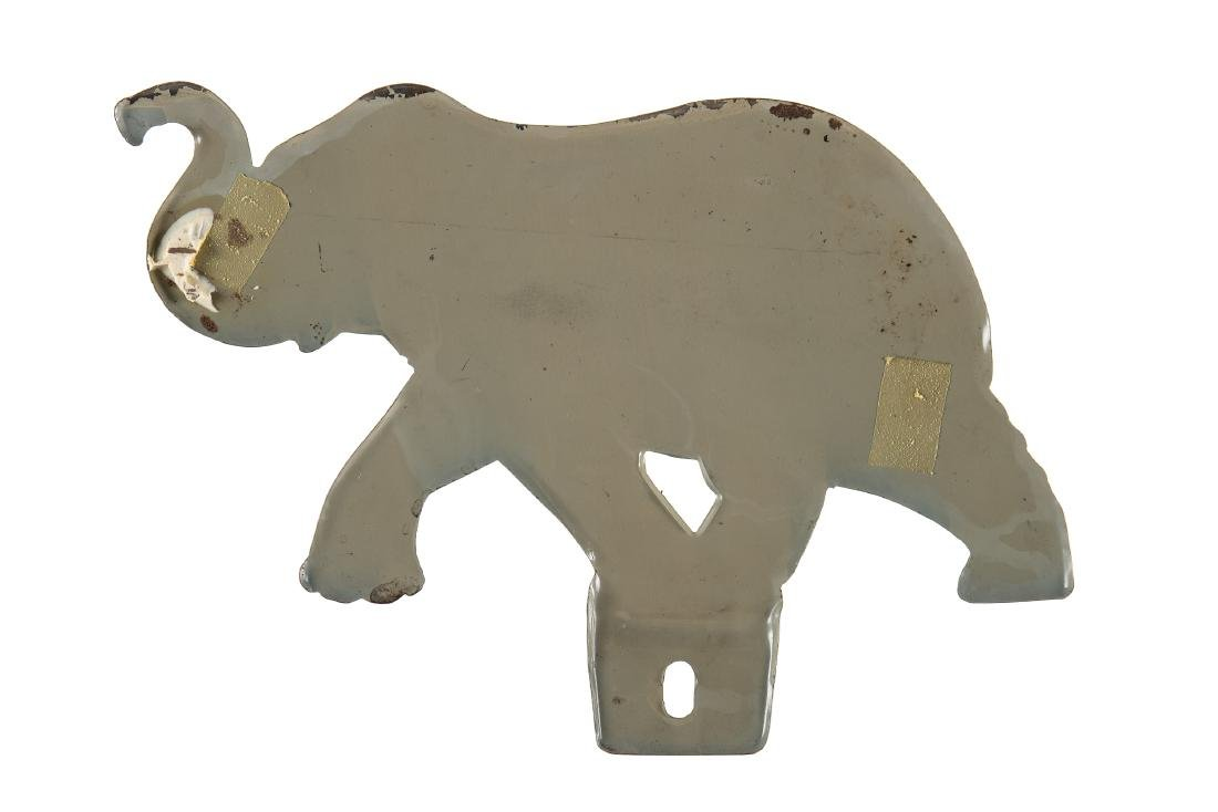 Willkie License Plate Topper - 2