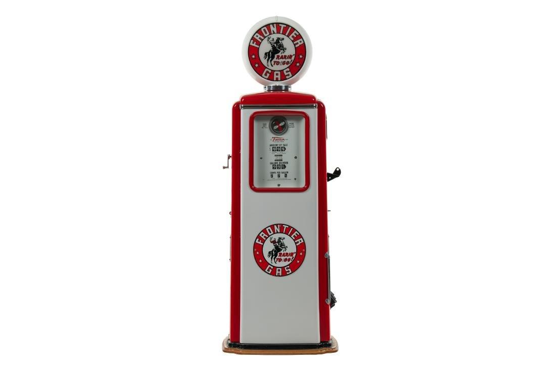 Tokheim 39 Frontier Gas Pump Restored