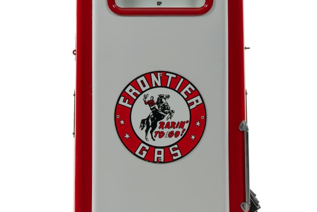 Tokheim 39 Frontier Gas Pump Restored - 4
