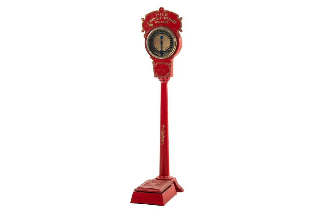 National Correct Weight Penny Scale