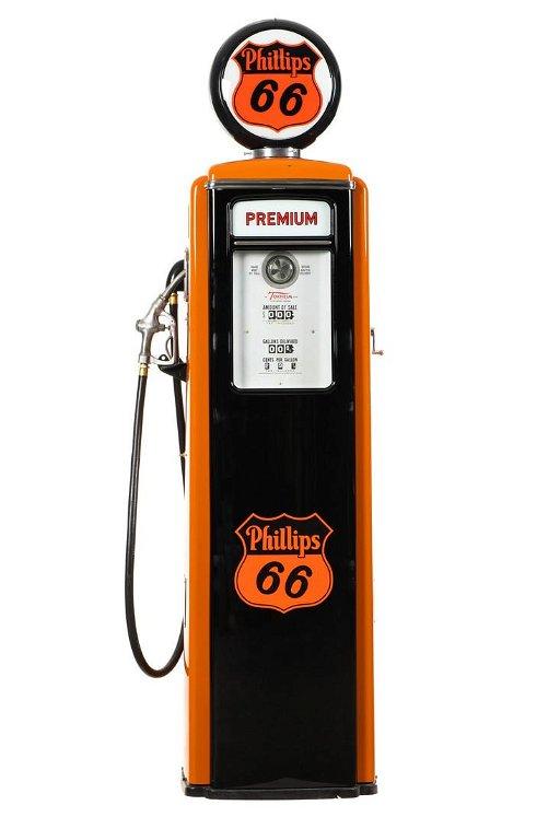 Phillips 66 Tokheim 39 Gas Pump