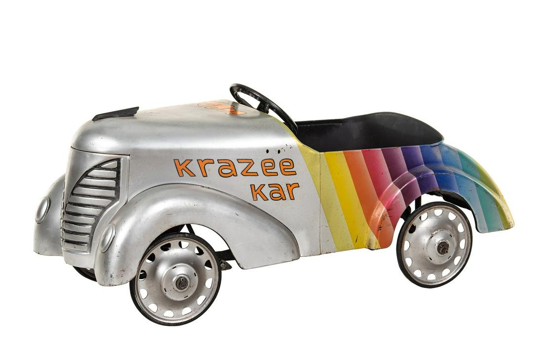 Lee Smith's Krazee Kar Pedal Car