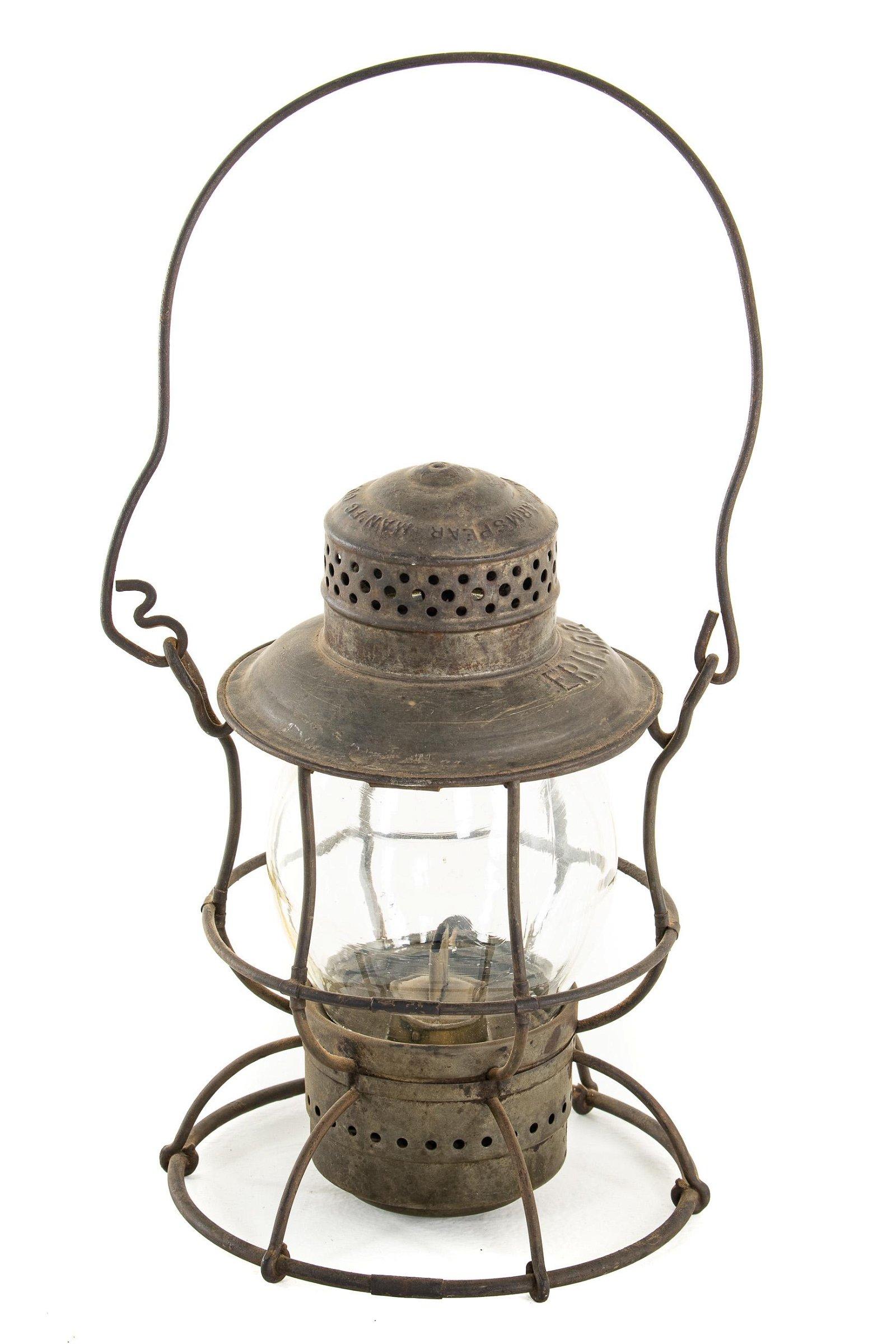 Erie Railroad Lantern