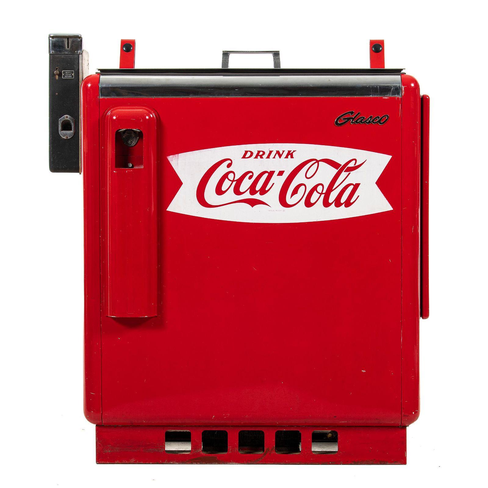 Glasco Coca Cola Machine.