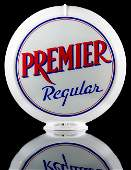 Premier Regular Gasoline 135 Gas Pump Globe
