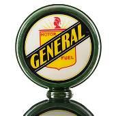 Rare General Motor Fuel Globe